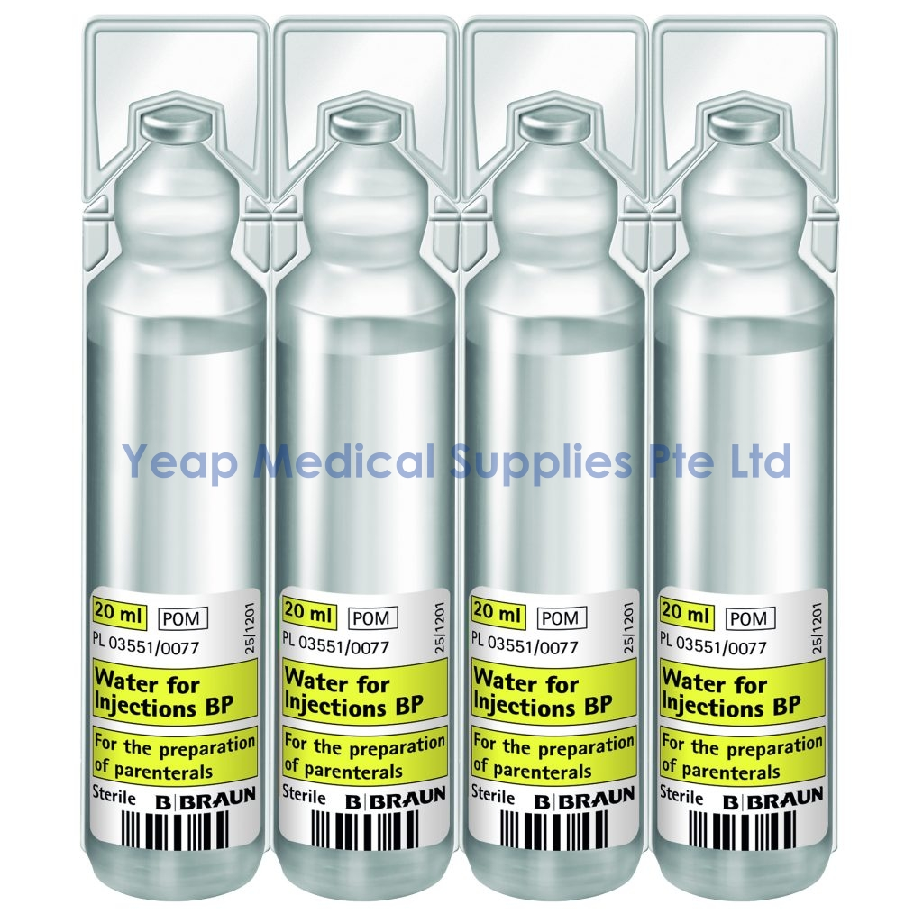Small Volume Injections Yeap Medical