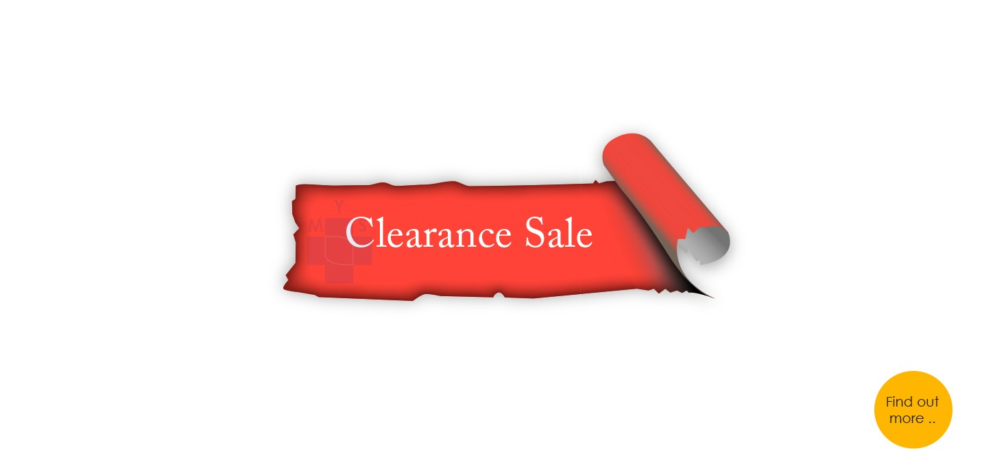 Clearance-red